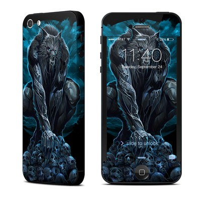 Apple iPhone 5 Skin - Werewolf