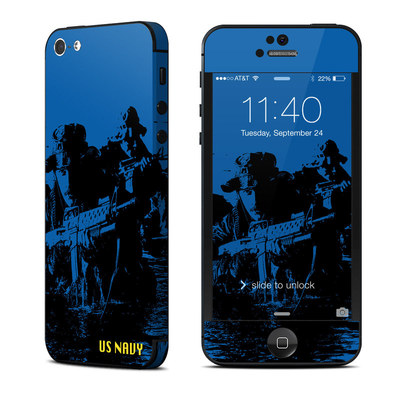 Apple iPhone 5 Skin - Water Heist