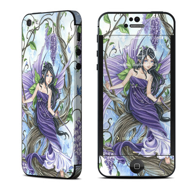 Apple iPhone 5 Skin - Wisteria