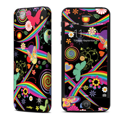 Apple iPhone 5 Skin - Wonderland