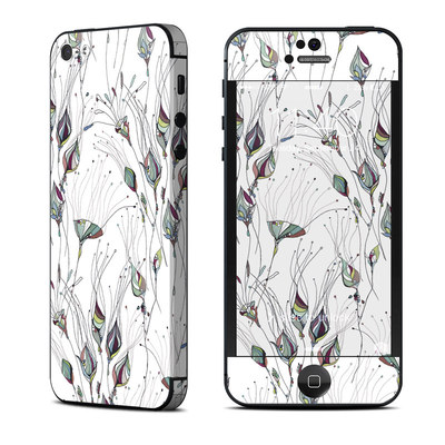 Apple iPhone 5 Skin - Wildflowers