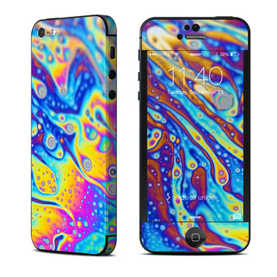 Apple iPhone 5 Skin - World of Soap
