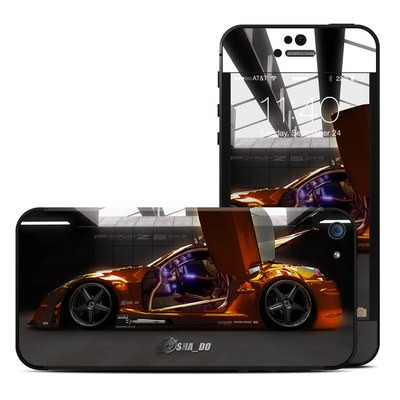 Apple iPhone 5 Skin - Z33 Light