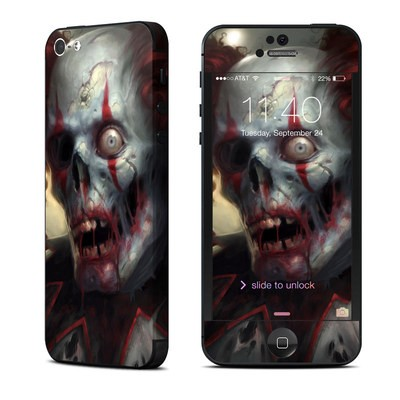 Apple iPhone 5 Skin - Zombini