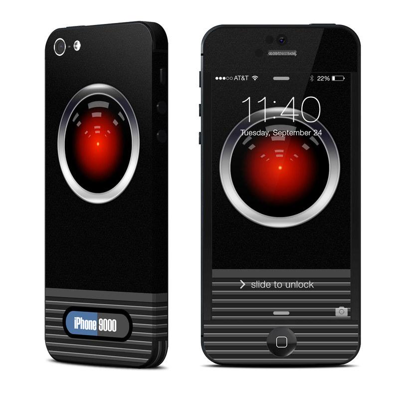 Iphone  Retro Skin