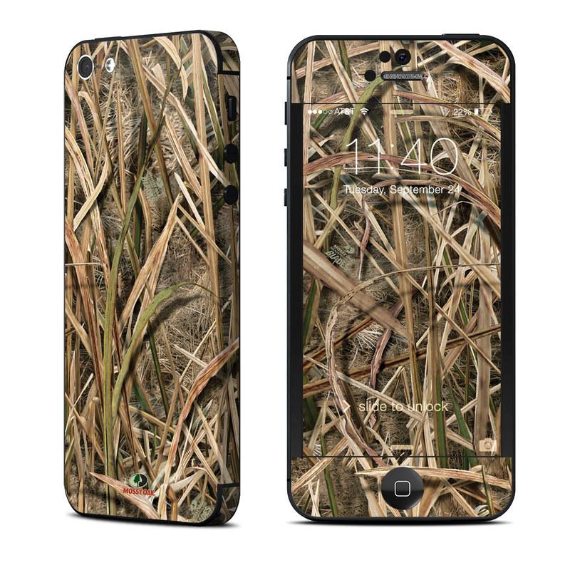Apple iphone 5 skin shadow grass blades by mossy oak decalgirl