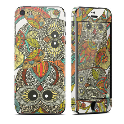 Apple iPhone 5S Skin - 4 owls