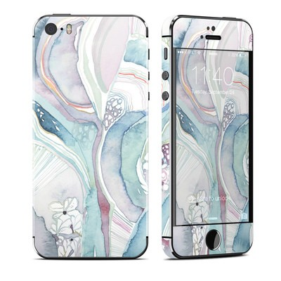 Apple iPhone 5S Skin - Abstract Organic