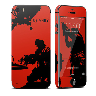 Apple iPhone 5S Skin - Airborne