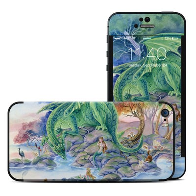 Apple iPhone 5S Skin - Of Air And Sea