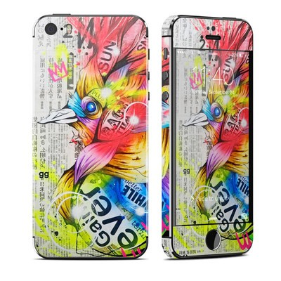 Apple iPhone 5S Skin - Akaitori