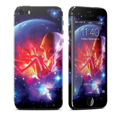 Apple iPhone 5S Skin - Alien Embryo
