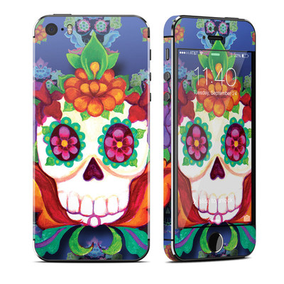 Apple iPhone 5S Skin - Altar Skull