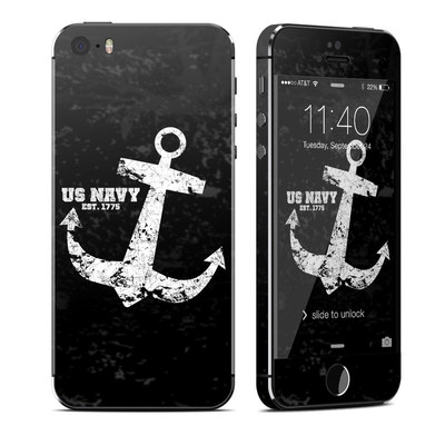 Apple iPhone 5S Skin - Anchor