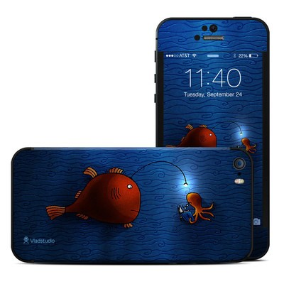 Apple iPhone 5S Skin - Angler Fish