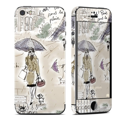 Apple iPhone 5S Skin - Ah Paris