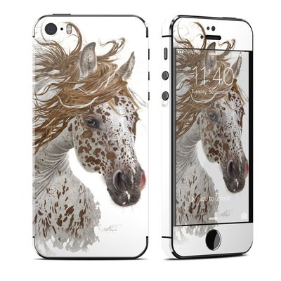 Apple iPhone 5S Skin - Appaloosa