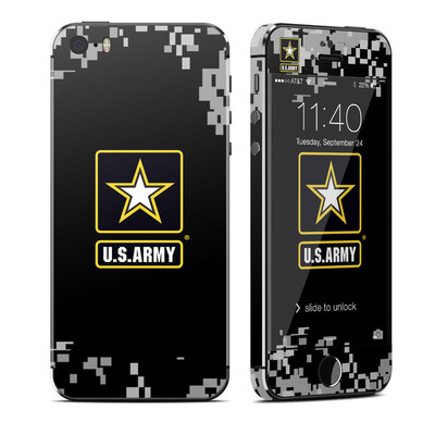 Apple iPhone 5S Skin - Army Pride