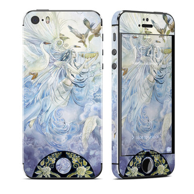Apple iPhone 5S Skin - Aquarius