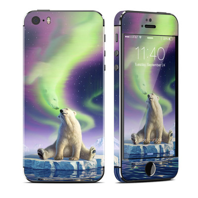 Apple iPhone 5S Skin - Arctic Kiss