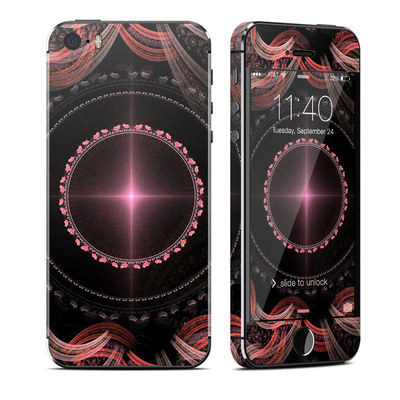 Apple iPhone 5S Skin - All Roads Lead Home