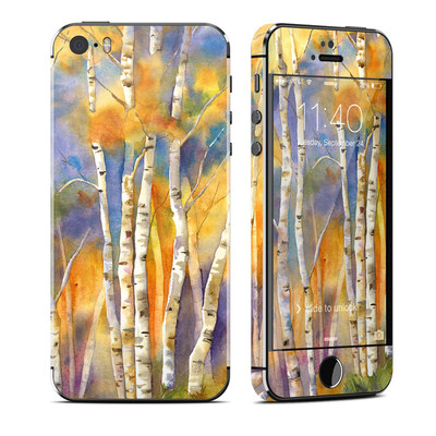 Apple iPhone 5S Skin - Aspens