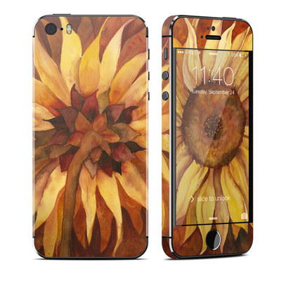 Apple iPhone 5S Skin - Autumn Beauty