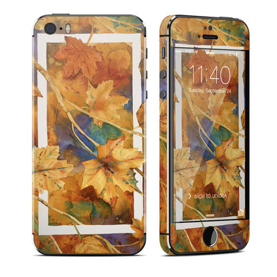 Apple iPhone 5S Skin - Autumn Days