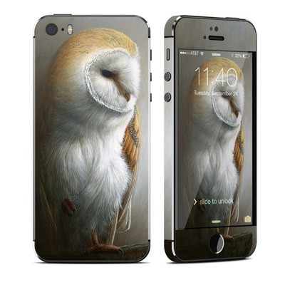 Apple iPhone 5S Skin - Barn Owl