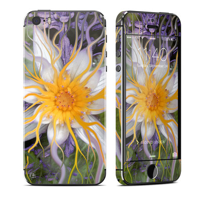 Apple iPhone 5S Skin - Bali Dream Flower