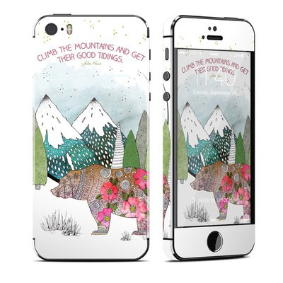 Apple iPhone 5S Skin - Bear Mountain