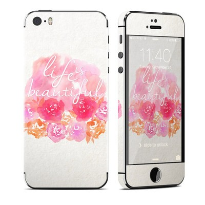 Apple iPhone 5S Skin - Beautiful