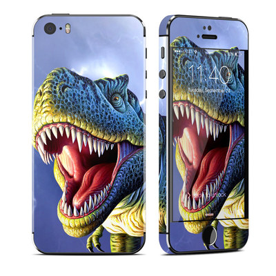 Apple iPhone 5S Skin - Big Rex