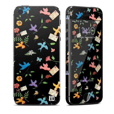 Apple iPhone 5S Skin - Birds