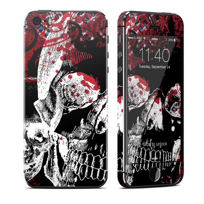 Apple iPhone 5S Skin - Blast