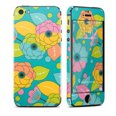 Apple iPhone 5S Skin - Blossoms