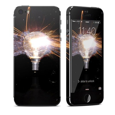 Apple iPhone 5S Skin - Blown Bulb