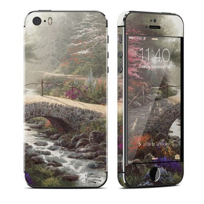 Apple iPhone 5S Skin - Bridge of Faith