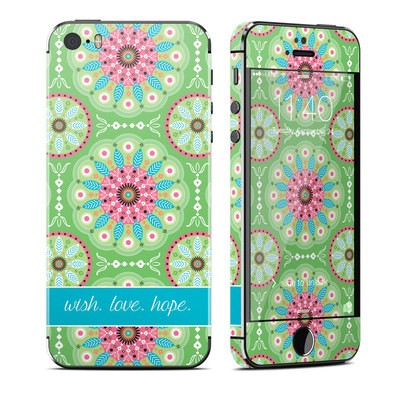 Apple iPhone 5S Skin - Boho