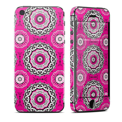 Apple iPhone 5S Skin - Boho Girl Medallions