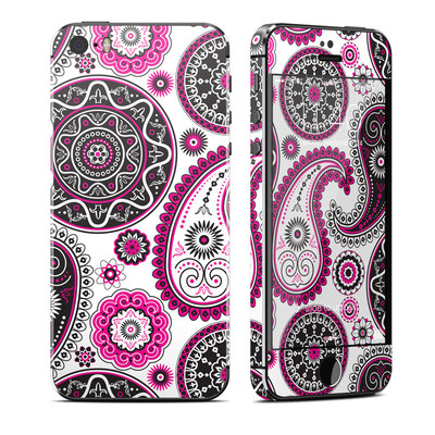 Apple iPhone 5S Skin - Boho Girl Paisley