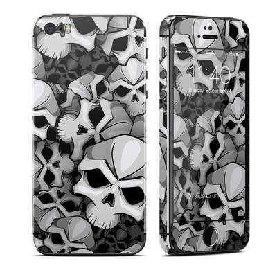 Apple iPhone 5S Skin - Bones