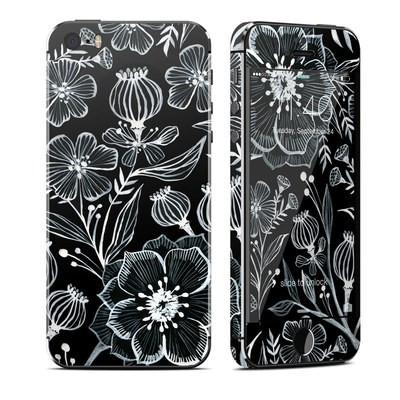 Apple iPhone 5S Skin - Botanika