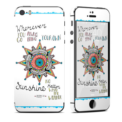 Apple iPhone 5S Skin - Bring Your Own