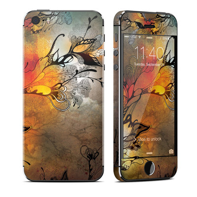 Apple iPhone 5S Skin - Before The Storm