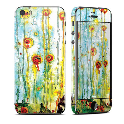 Apple iPhone 5S Skin - Beneath The Surface