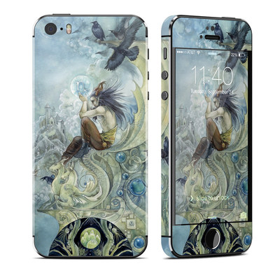 Apple iPhone 5S Skin - Capricorn