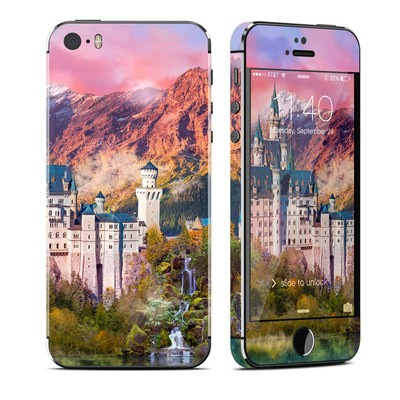 Apple iPhone 5S Skin - Castle Majesty