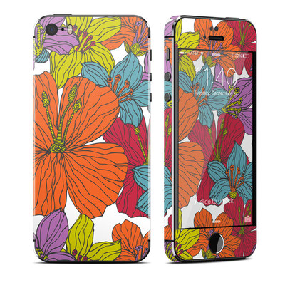 Apple iPhone 5S Skin - Cayenas