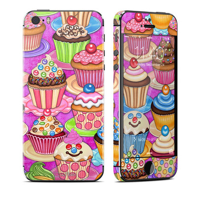 Apple iPhone 5S Skin - Cupcake